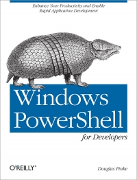 Windows PowerShell for Developers - pdf -  电子书免费下载