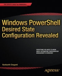 Windows PowerShell Desired State Configuration Revealed - pdf -  电子书免费下载