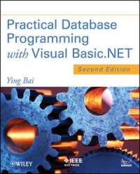 Practical Database Programming with Visual Basic.NET, 2nd Edition - pdf -  电子书免费下载