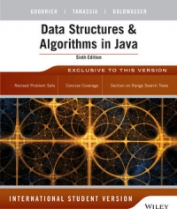Data Structures and Algorithms in Java, 6th Edition - pdf -  电子书免费下载