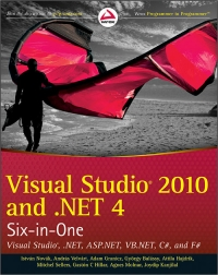 Visual Studio 2010 and .NET 4 Six-in-One - pdf -  电子书免费下载