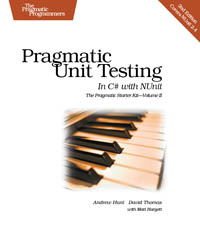 Pragmatic Unit Testing in C# with NUnit, 2nd Edition - pdf -  电子书免费下载