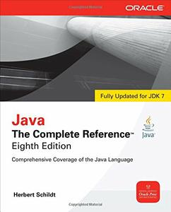 Java The Complete Reference, 8th Edition - pdf -  电子书免费下载