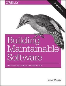 Building Maintainable Software, Java Edition - pdf -  电子书免费下载