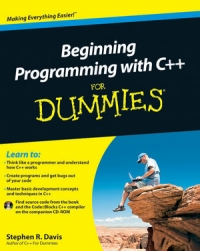 Beginning Programming with C++ For Dummies - pdf -  电子书免费下载
