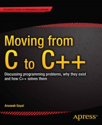 Moving from C to C++ - pdf -  电子书免费下载
