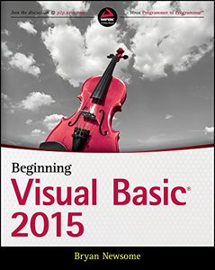 Beginning Visual Basic 2015 - pdf -  电子书免费下载