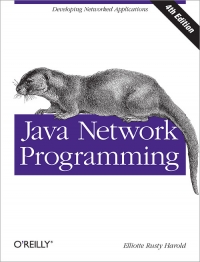 Java Network Programming, 4th Edition - pdf -  电子书免费下载