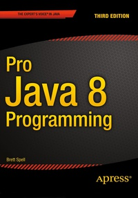 Pro Java 8 Programming, 3rd Edition - pdf -  电子书免费下载