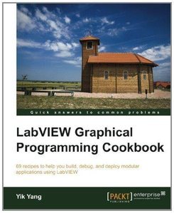 LabVIEW Graphical Programming Cookbook - pdf -  电子书免费下载