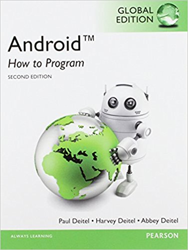 Android How to Program, 2nd Edition - pdf -  电子书免费下载