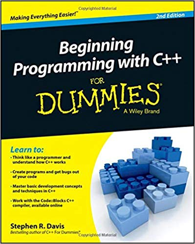 Beginning Programming with C++ For Dummies, 2nd Edition - pdf -  电子书免费下载