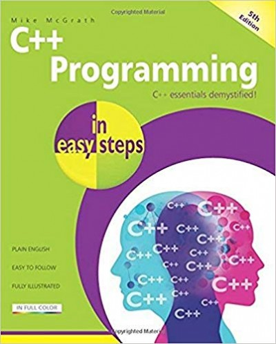C++ Programming in easy steps, 5th Edition - pdf -  电子书免费下载