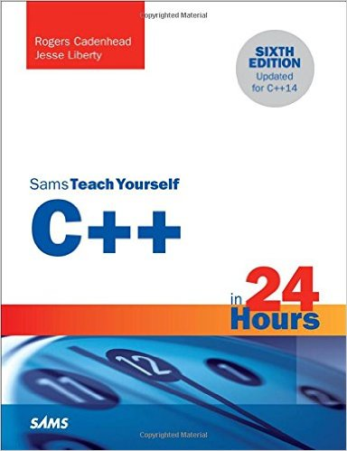 C++ in 24 Hours, Sams Teach Yourself, 6th Edition - pdf -  电子书免费下载