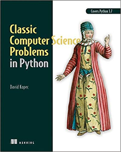 Classic Computer Science Problems in Python - pdf -  电子书免费下载