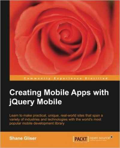 Creating Mobile Apps with jQuery Mobile - pdf -  电子书免费下载