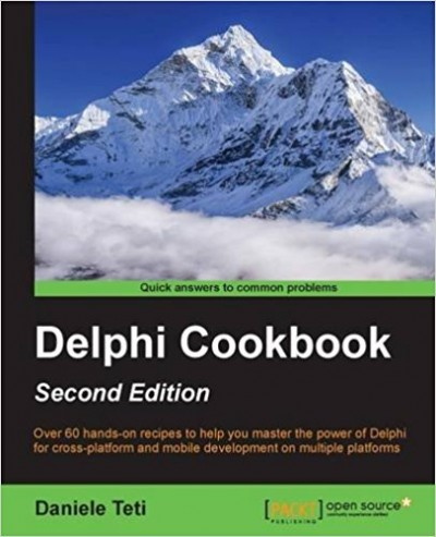 Delphi Cookbook, Second Edition - pdf -  电子书免费下载