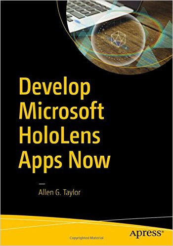 Develop Microsoft HoloLens Apps Now - pdf -  电子书免费下载
