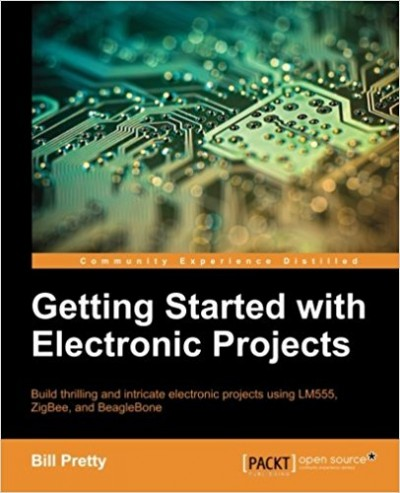 Getting Started with Electronic Projects - pdf -  电子书免费下载