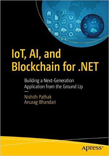 IoT, AI, and Blockchain for .NET - pdf -  电子书免费下载
