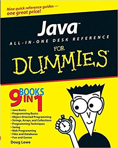 Java All-In-One Desk Reference For Dummies - pdf -  电子书免费下载
