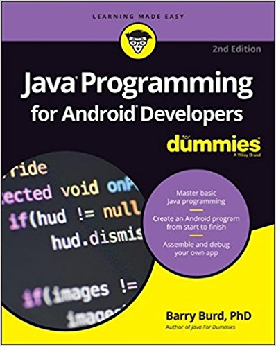 Java Programming for Android Developers For Dummies, 2nd Edition - pdf -  电子书免费下载