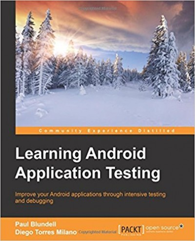 Learning Android Application Testing - pdf -  电子书免费下载