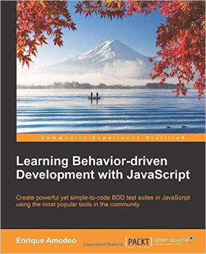 Learning Behavior-driven Development with JavaScript - pdf -  电子书免费下载