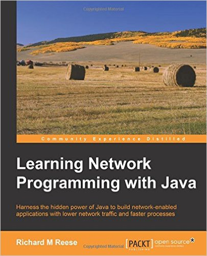 Learning Network Programming with Java - pdf -  电子书免费下载