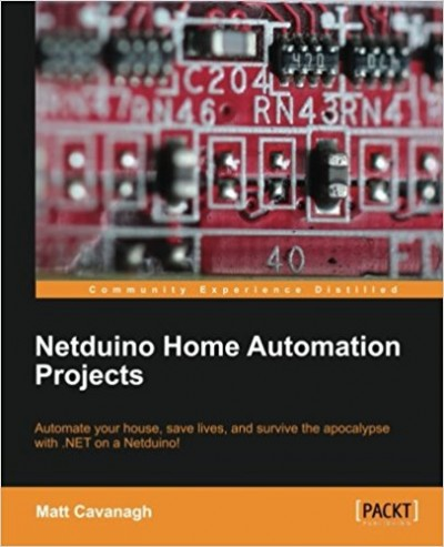 Netduino Home Automation Projects - pdf -  电子书免费下载