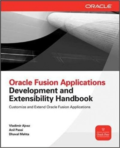Oracle Fusion Applications Development and Extensibility Handbook - pdf -  电子书免费下载