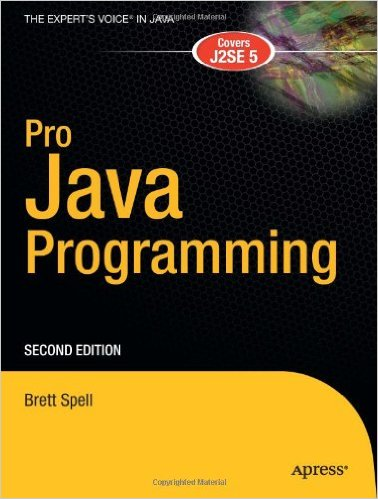 Pro Java Programming, 2nd Edition - pdf -  电子书免费下载