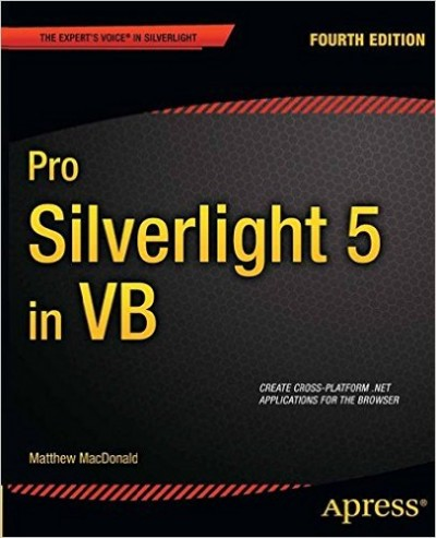 Pro Silverlight 5 in VB, 4th Edition - pdf -  电子书免费下载