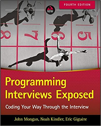 Programming Interviews Exposed, 4th Edition - pdf -  电子书免费下载