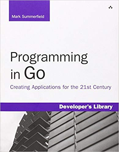 Programming in Go - pdf -  电子书免费下载