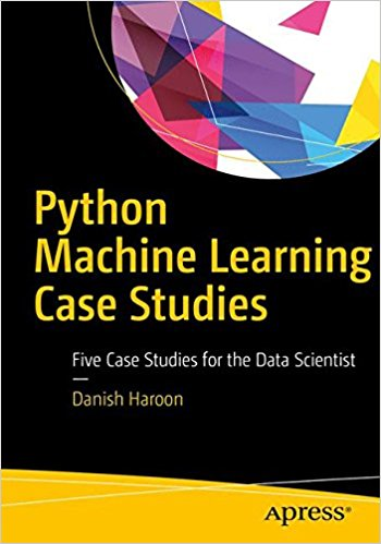 Python Machine Learning Case Studies - pdf -  电子书免费下载