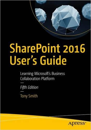 SharePoint 2016 User's Guide, 5th Edition - pdf -  电子书免费下载