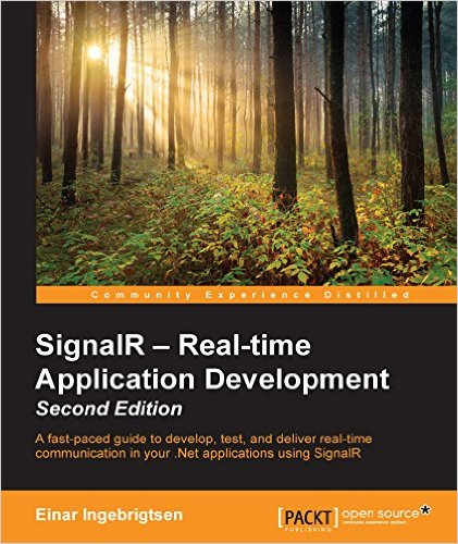 SignalR - Real-time Application Development, Second Edition - pdf -  电子书免费下载