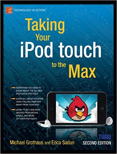 Taking Your iPod touch to the Max - pdf -  电子书免费下载