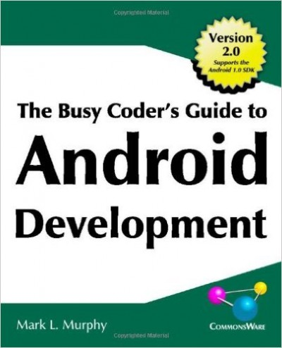 The Busy Coder's Guide to Android Development - pdf -  电子书免费下载