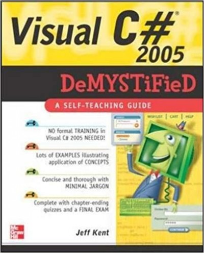 Visual C# 2005 Demystified - pdf -  电子书免费下载