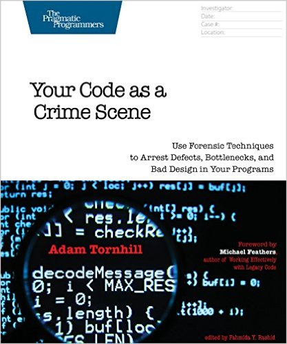 Your Code as a Crime Scene - pdf -  电子书免费下载