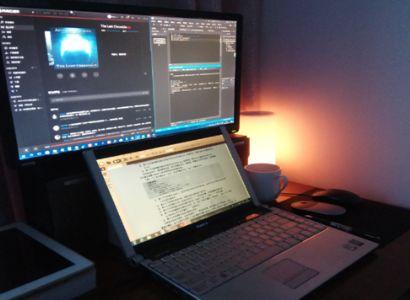 使用Python强化Mouse Without Borders的鼠标键盘分享功能